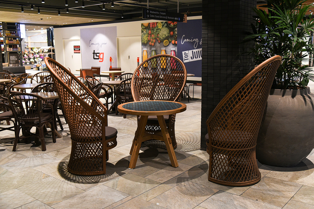 Copa Chairs: Enriching the retail shopping experience