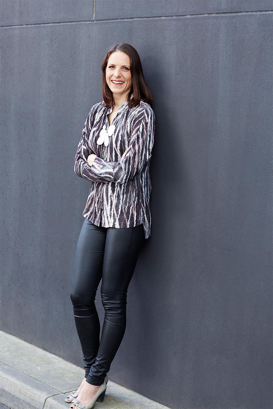 Heidi Smith, principal, Gray Puksand.