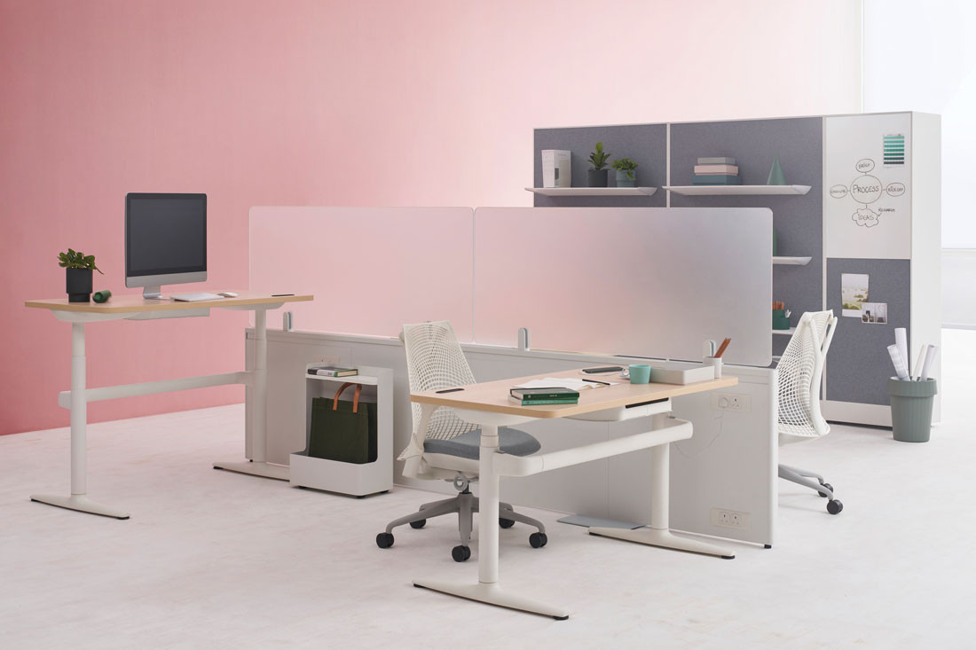 The Workplace Transformation with Herman Miller