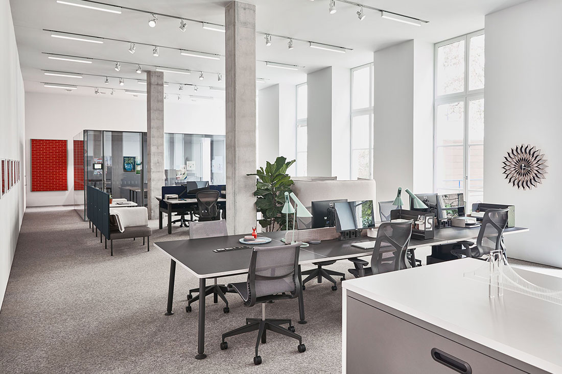Future of work with Herman Miller: The new office is a desirable, adaptable and on-demand destination