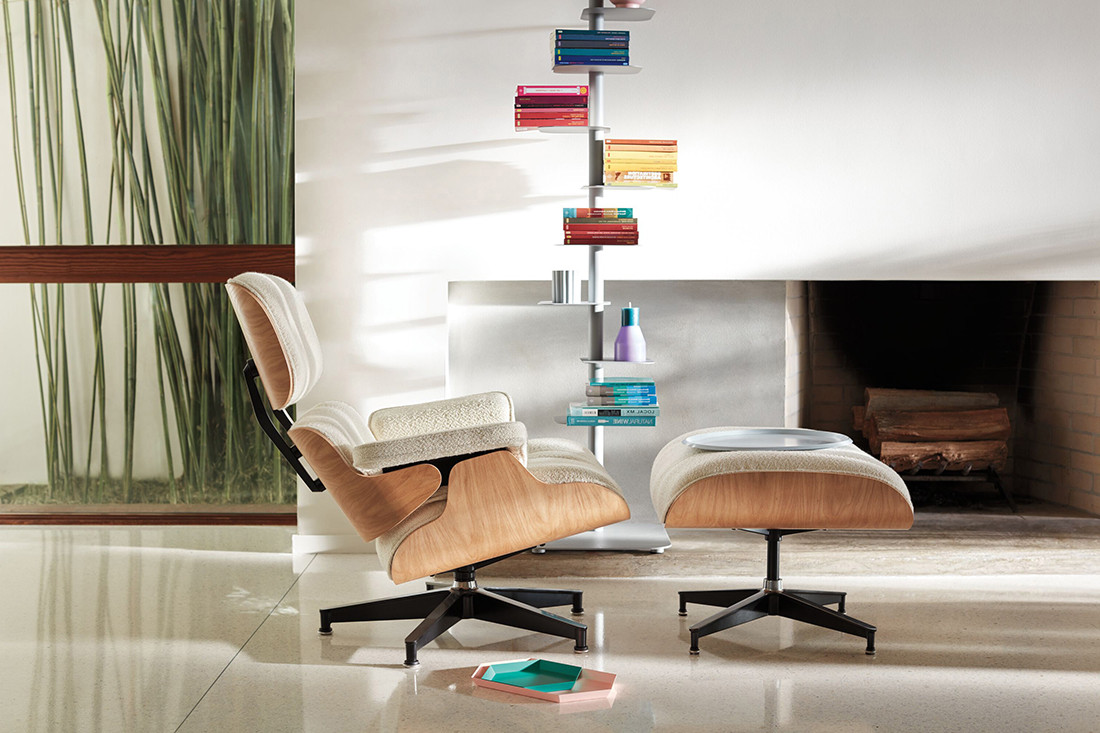 Long live the Eames Lounge Chair and Ottoman