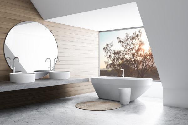 The life and Sòl of the bathroom: apaiser