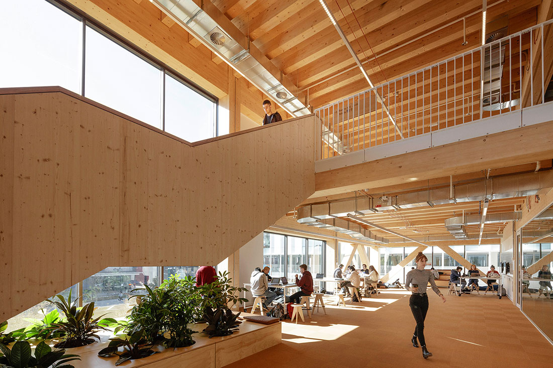 What Lies Ahead for Learning Spaces