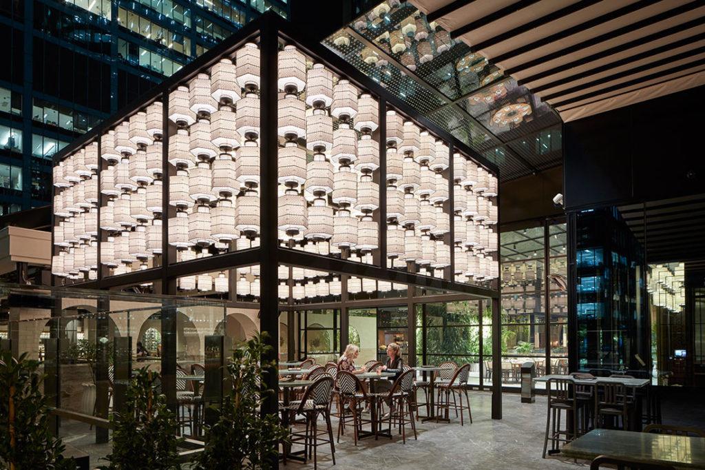 Sydney S New Rooftop Restaurant Duck Rice Indesignlive