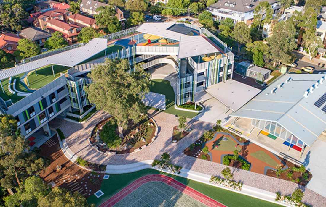 Innovative architecture for our newest schools recognised in 2020 NSW Architecture Awards