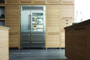 ICBPRO4850G Timber Kitchen Interior
