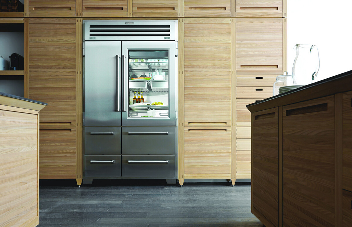 ICBPRO4850G Timber Kitchen Interior
