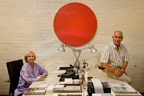 (L-R) Janne Faulkner and Harley Ansteen, founders of Nexus.