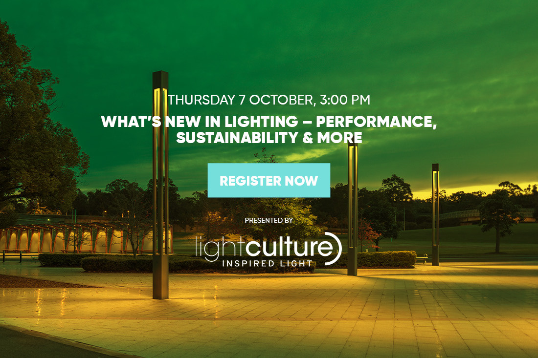 What's New in Lighting – Performance, Sustainability & More