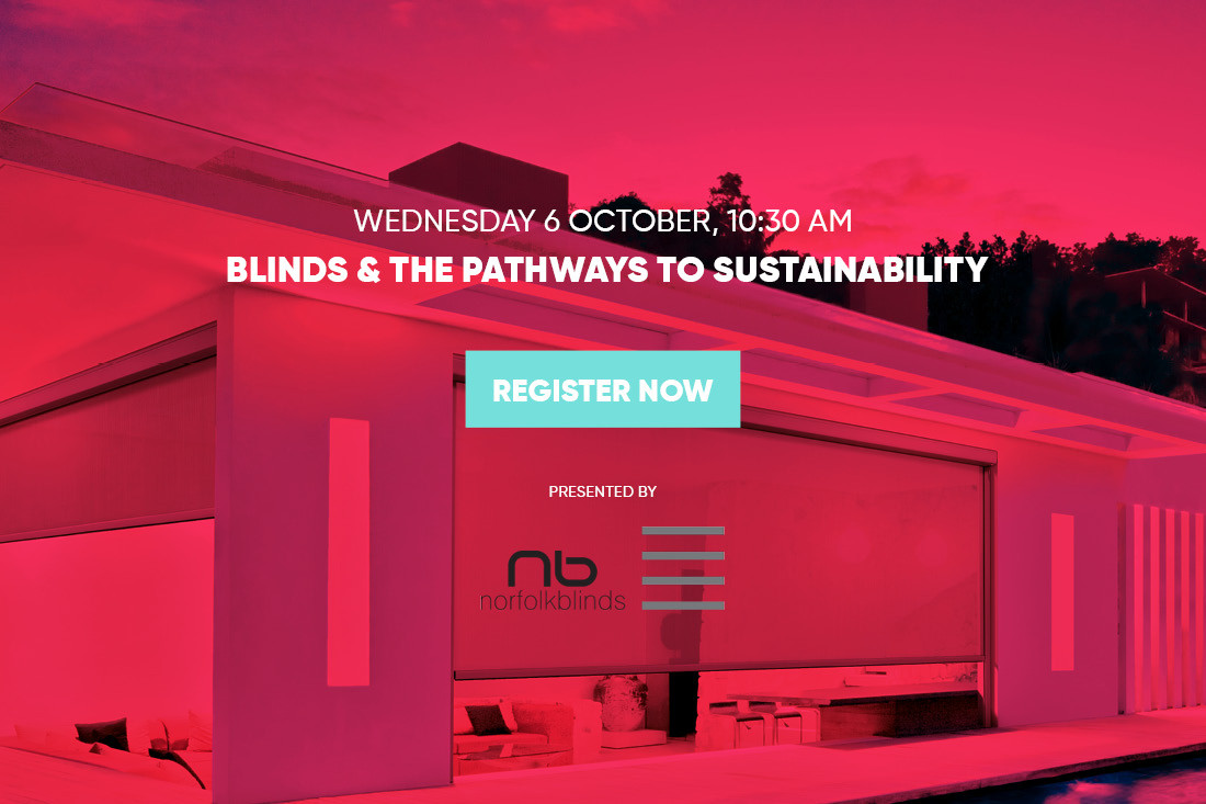 Blinds & the Pathways to Sustainability