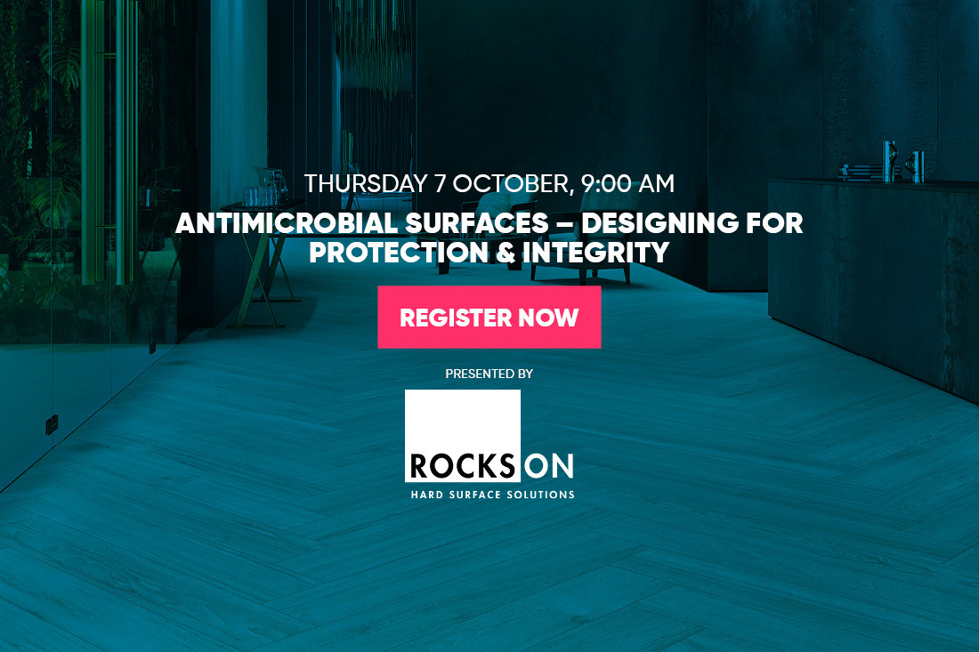 Antimicrobial Surfaces – Designing for Protection & Integrity