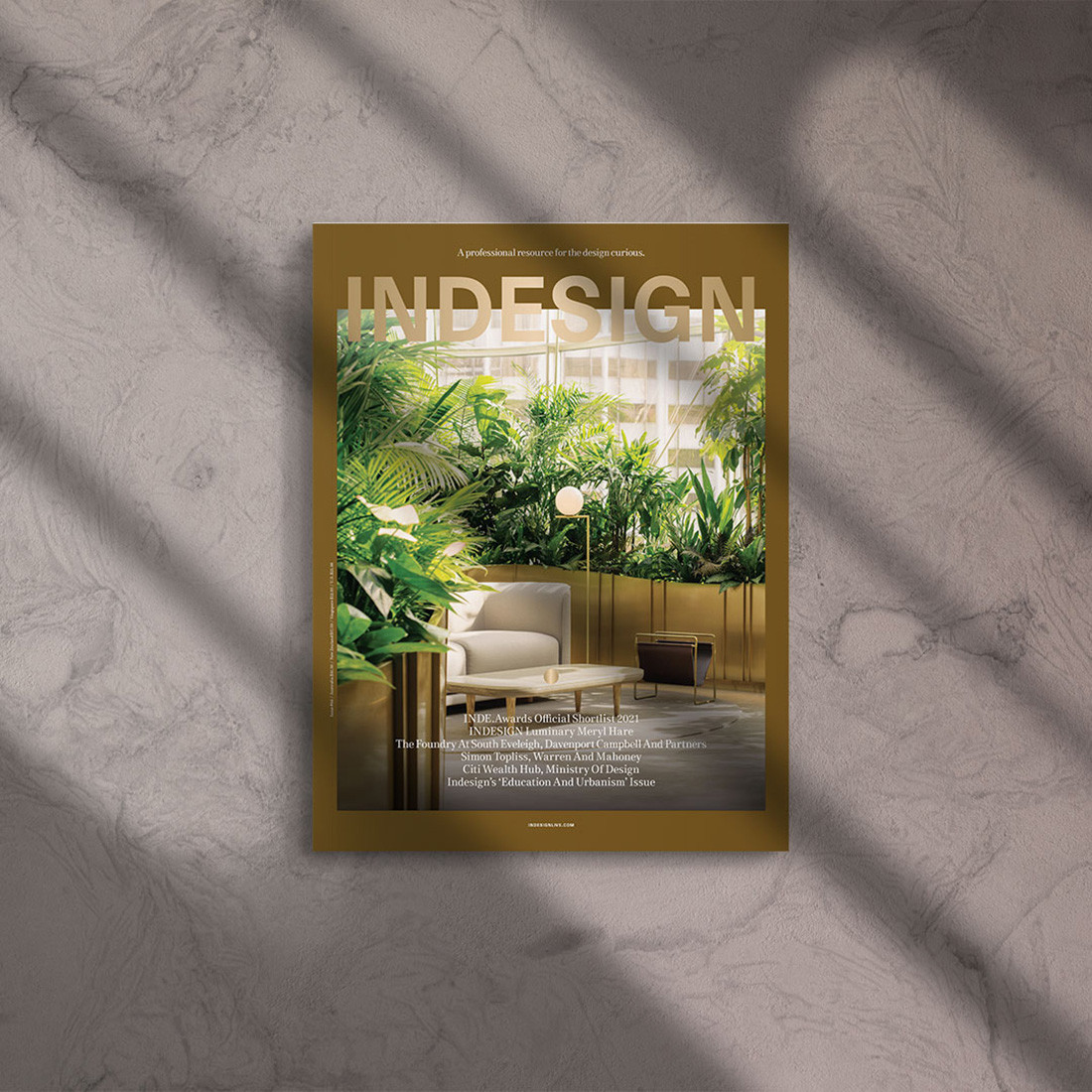 Indesign #84 looks beyond the classroom as simply an environment for teacher and student, to consider the relationship between education and urbanism.