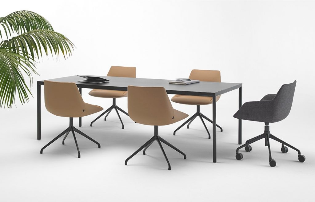Dunas ownworld idnesign in focus furniture in the modern workplace