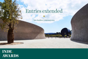 INDE.Awards 2019 entries extended!