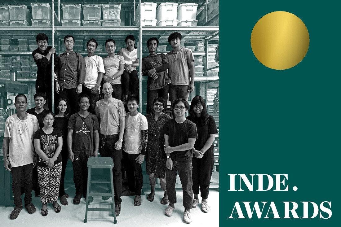 This design studio has been recognised as the best in the region by our industry's leaders