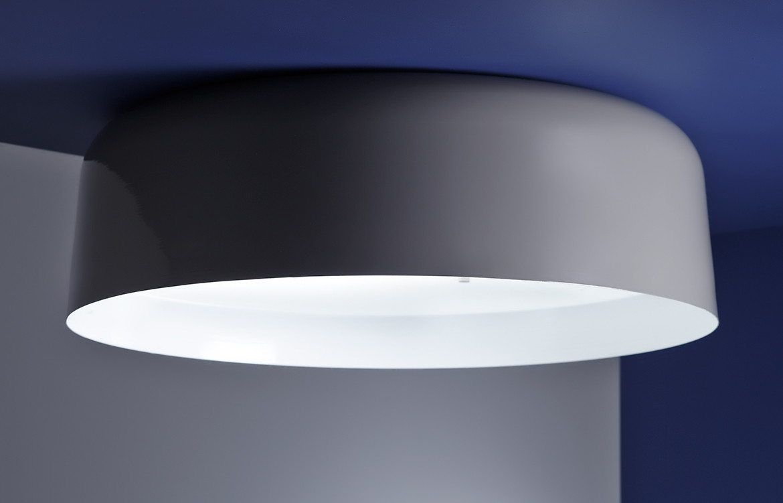 Cloche Ceiling Light 2