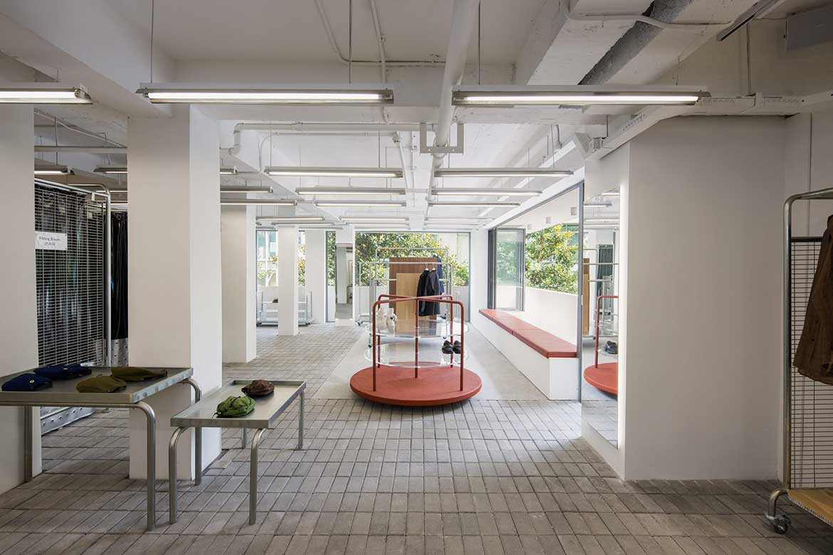 AIM Architecture makes urban retail experience like a walk In The Park
