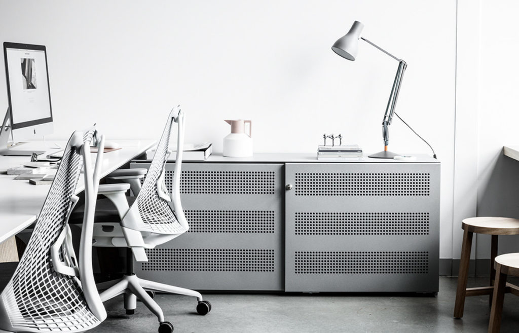 Linea shelves planex indesign in focus furniture for the modern workplace