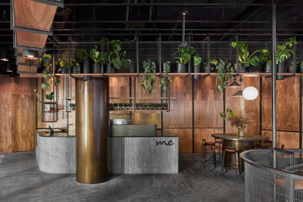 Mercedes Me concept cafe by JCB