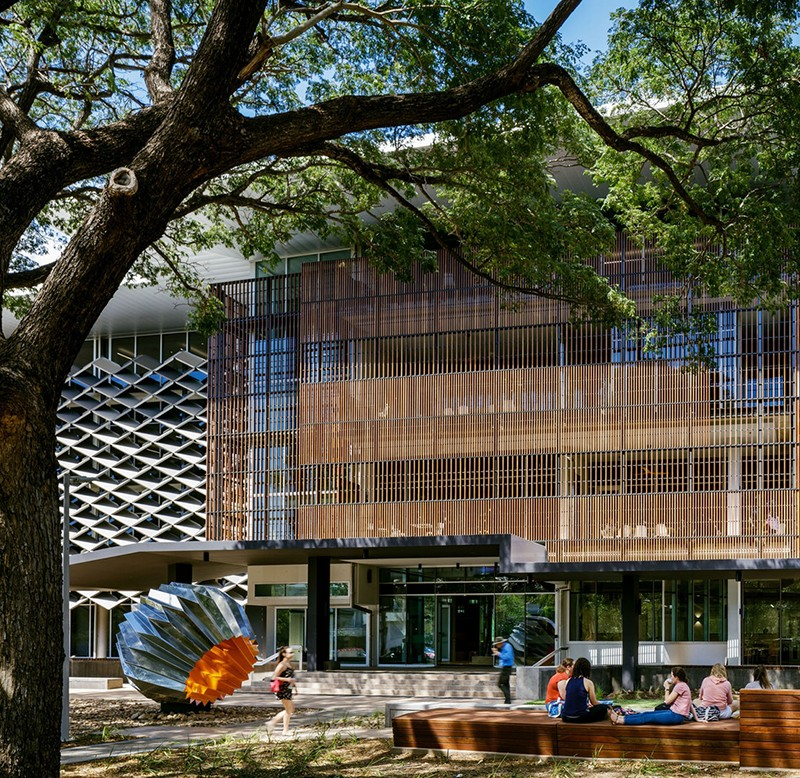 The Science Place, JCU by HASSELL. Educational Architecture category. Photo by Andrew Rankin.