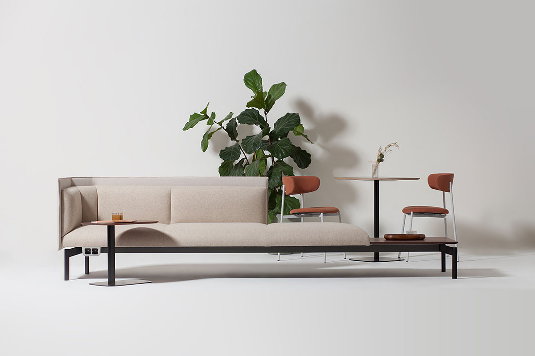 Manerba's new collection makes places we work 'A Place to Live'