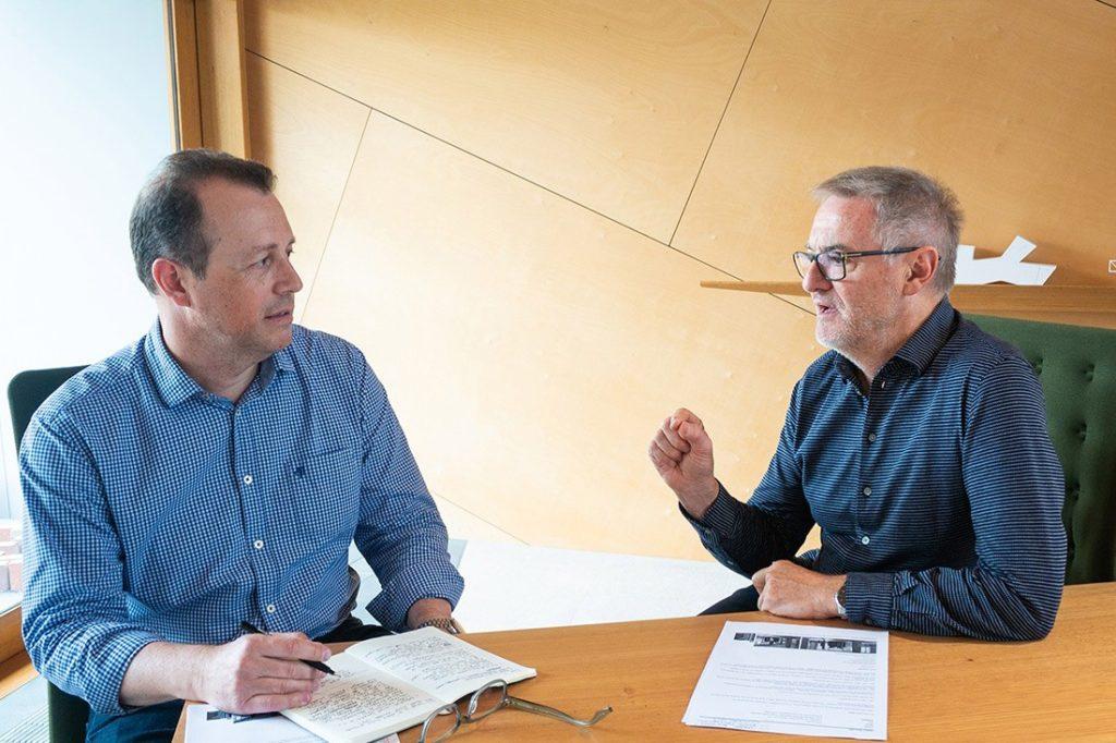 John Wardle Architects opens Sydney studio