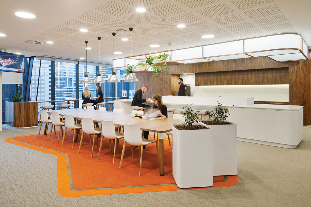 Jemena Melbourne By Woods Bagot Architecture Amp Design