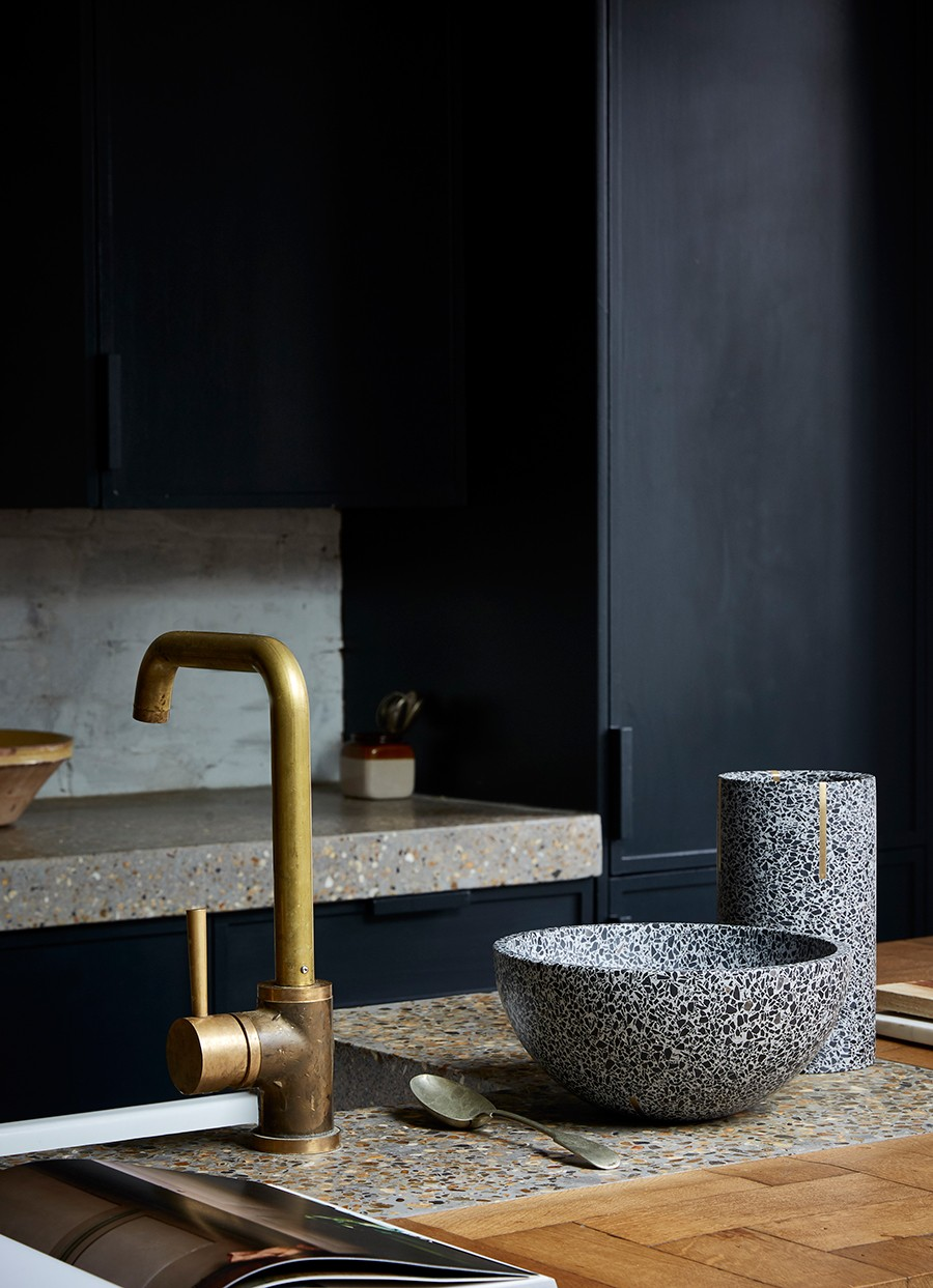 Flint Collection by Joyce Wang Studio, photo by Paul Massey.