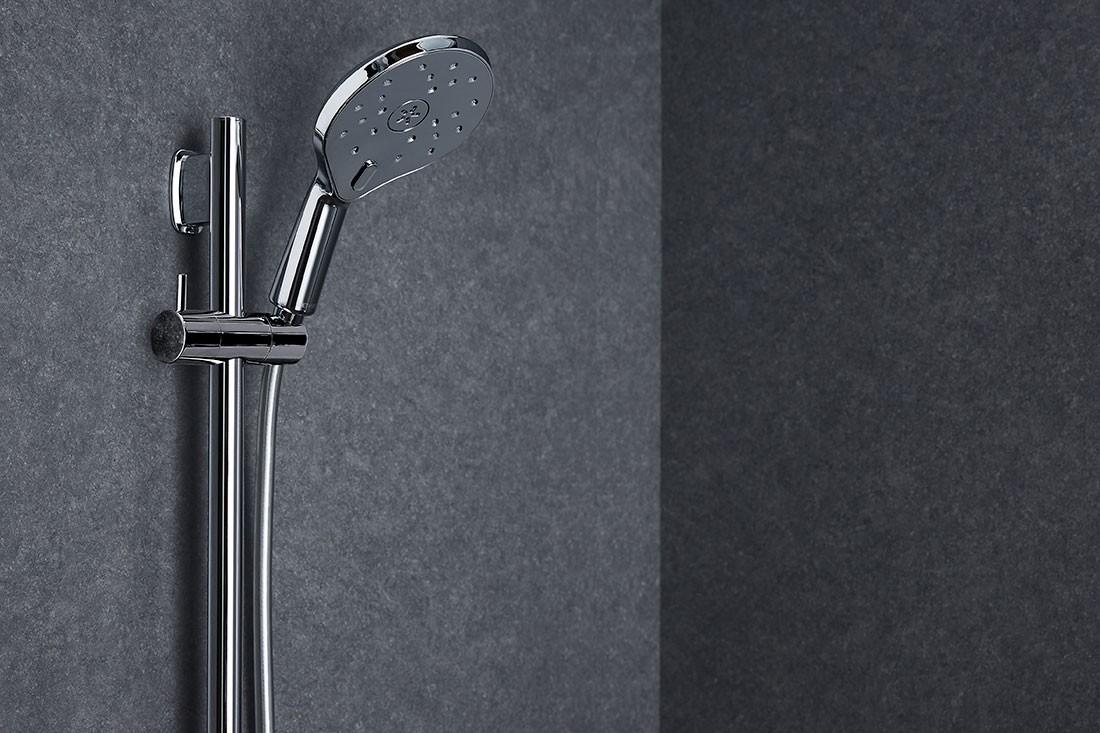 Escape MK3 Satinjet Shower
