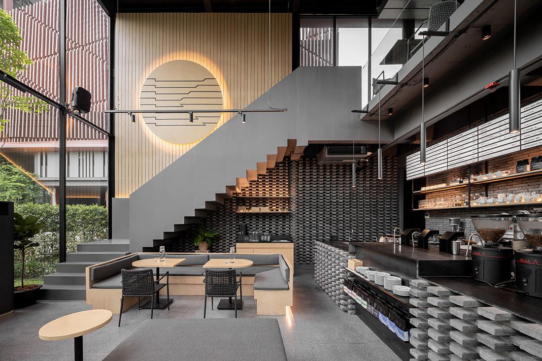Minimalist and modern: Kaizen Coffee's fusion