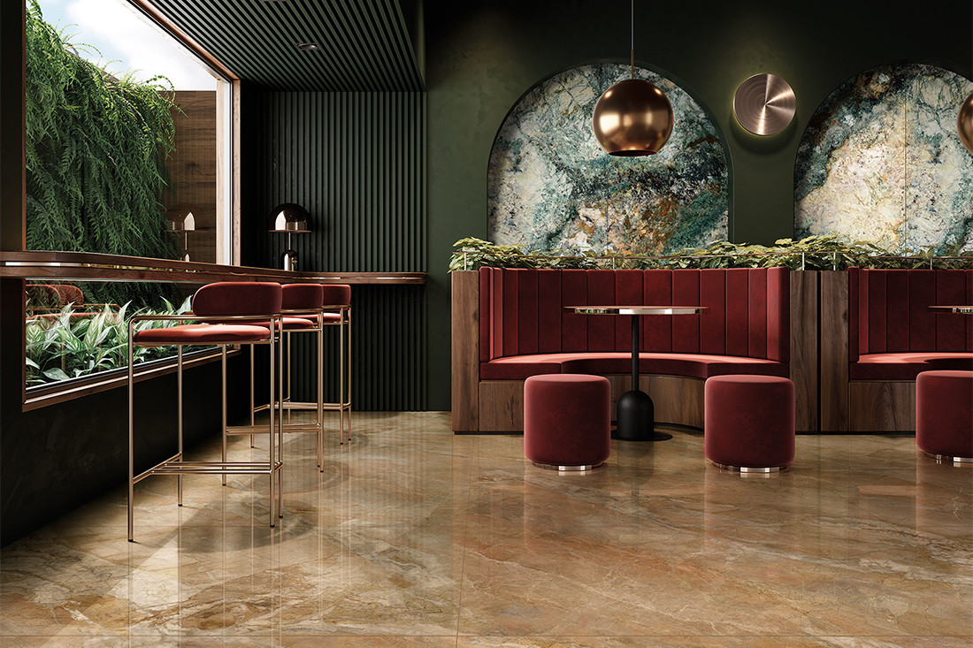 This new tile brand is a true leader in technology and sustainability
