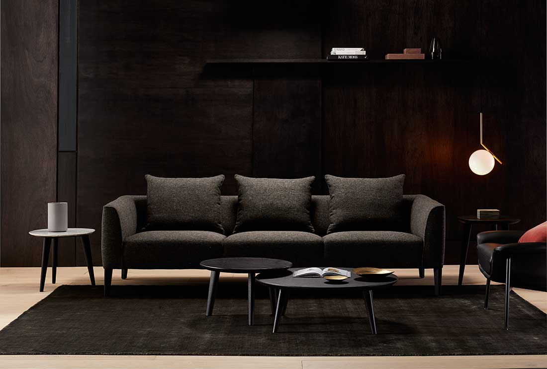 Charles Wilson Collaborates With King Living On Zaza Sofa - Sofa king furniture
