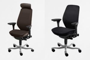 Kinnarps 9000 executive task chair