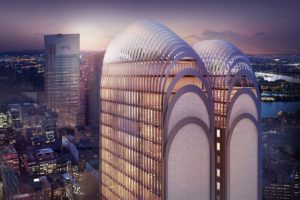 Arc by Crown Group, designed by Koichi Takada Architects.