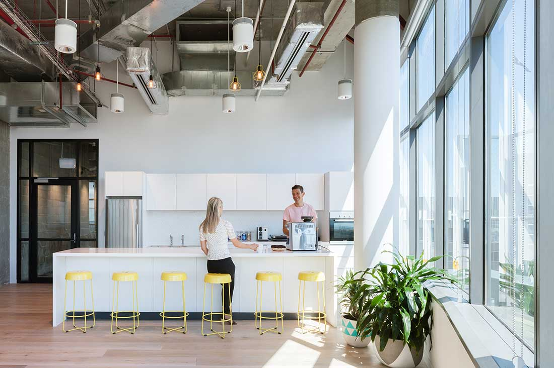 Intuit By Gensler A Global Company S Uniquely Sydney Workplace