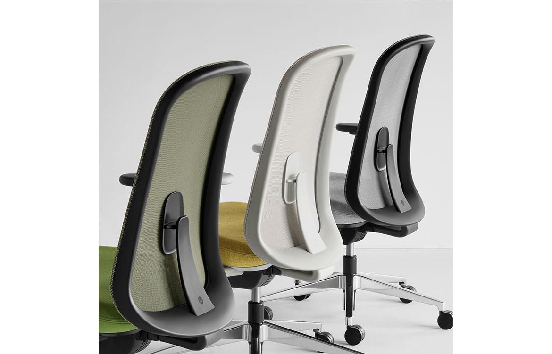 Lino Chairs Herman Miller 2