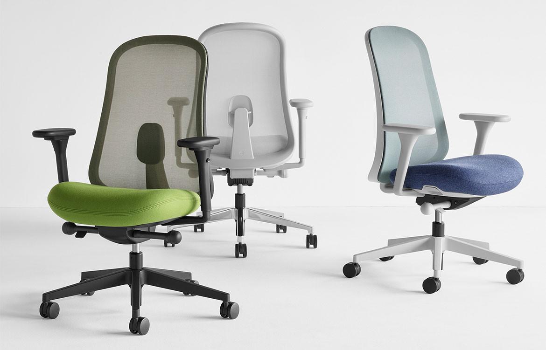 Lino Chairs Herman Miller 3