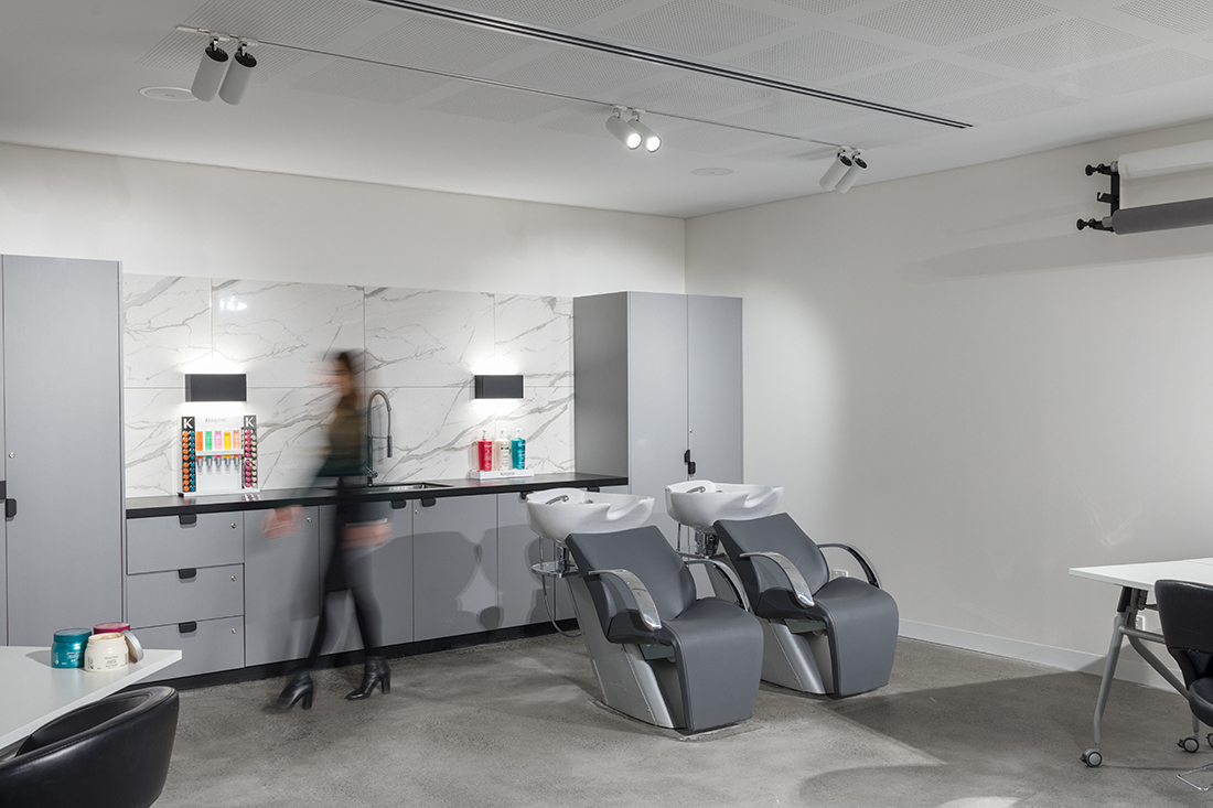 L or al training academy by techn architecture interior - Interior decorator apprenticeship ...
