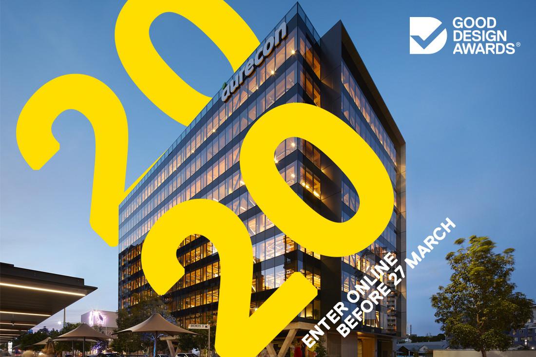 2020 Good Design Awards open for entries