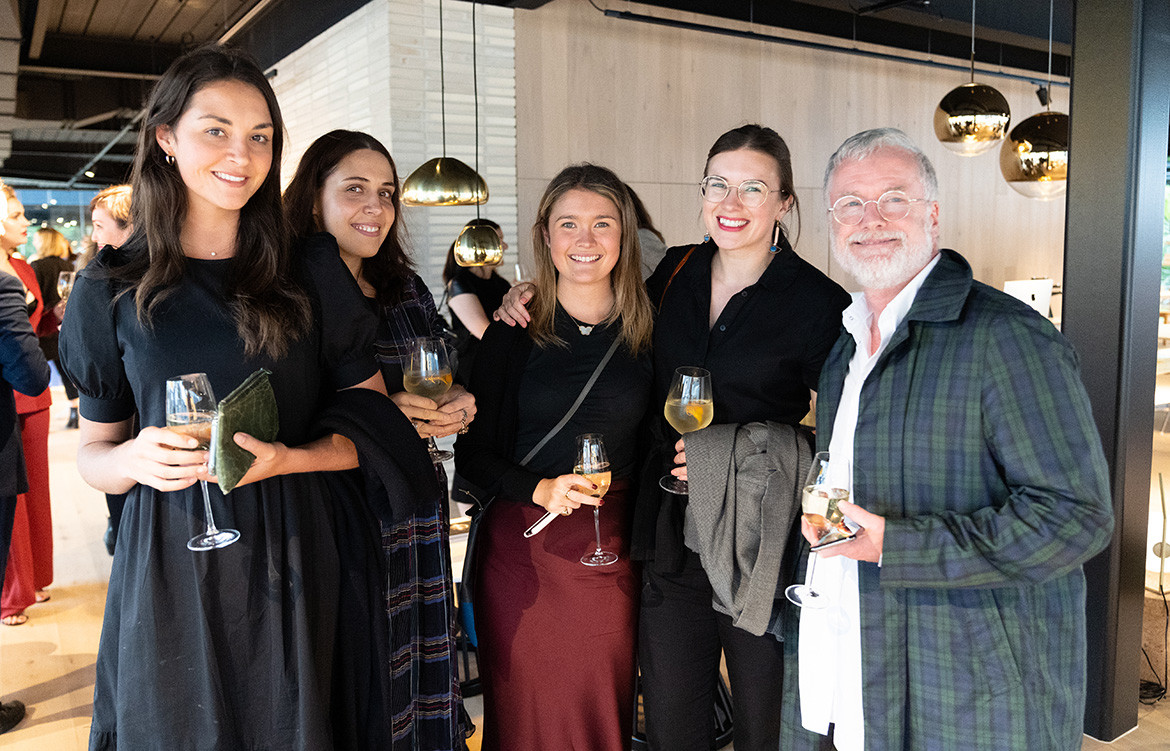Leaders of the pack, Living Edge, opens in Melbourne