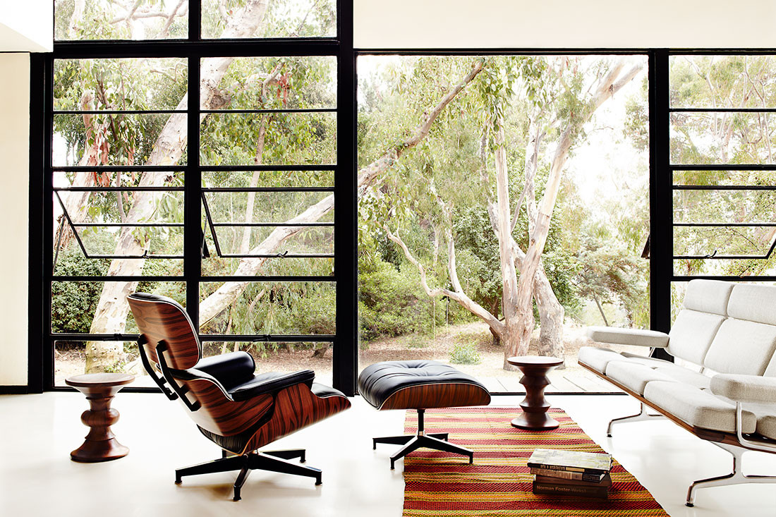 Don't miss out! Living Edge is offering an exclusive price for the iconic Eames Lounge and Ottoman
