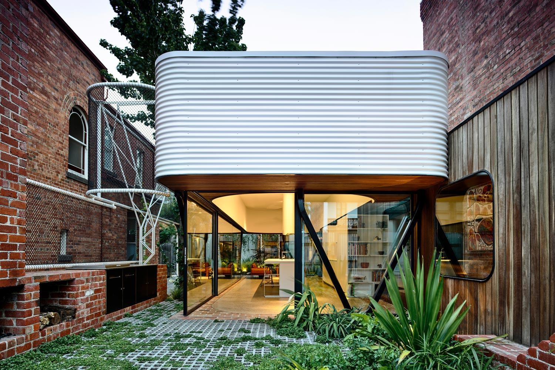 King Bill by Austin Maynard Architects. Photo by Derek Swalwell. 2018 INDE.Awards shortlisted project.