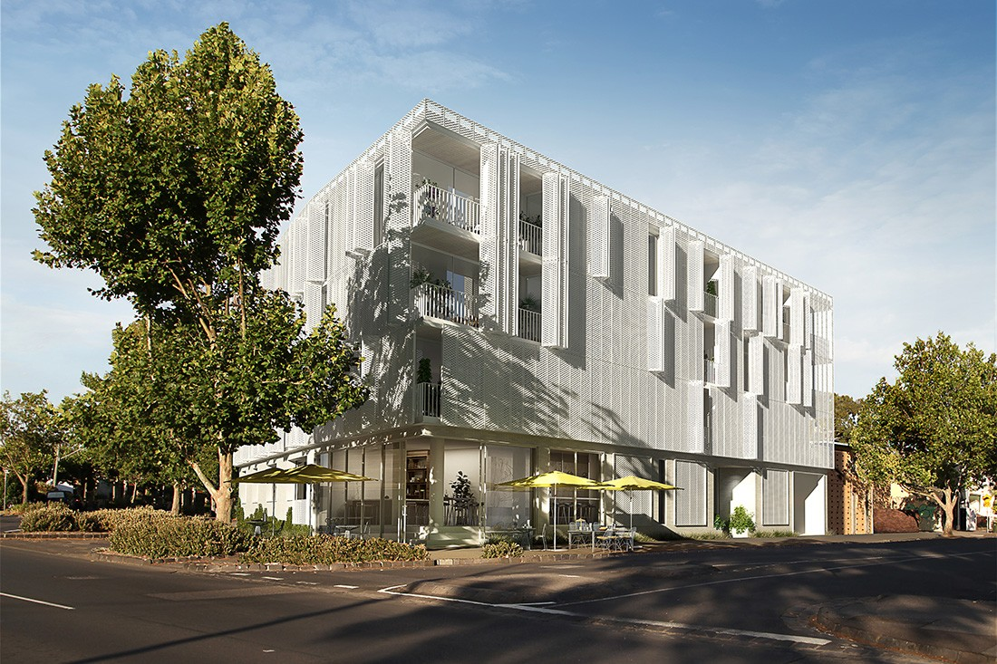 A new Milieu development in North Fitzroy – Mr. P.