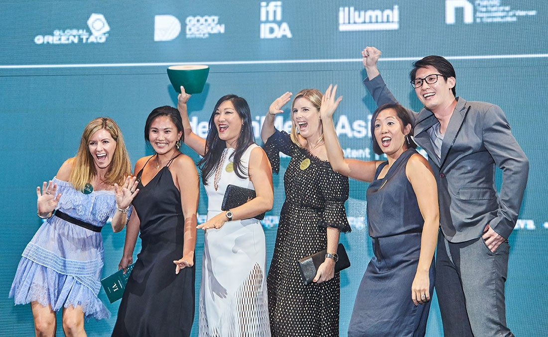 INDE.Awards 2018 Gala: The night that brought APAC A&D together