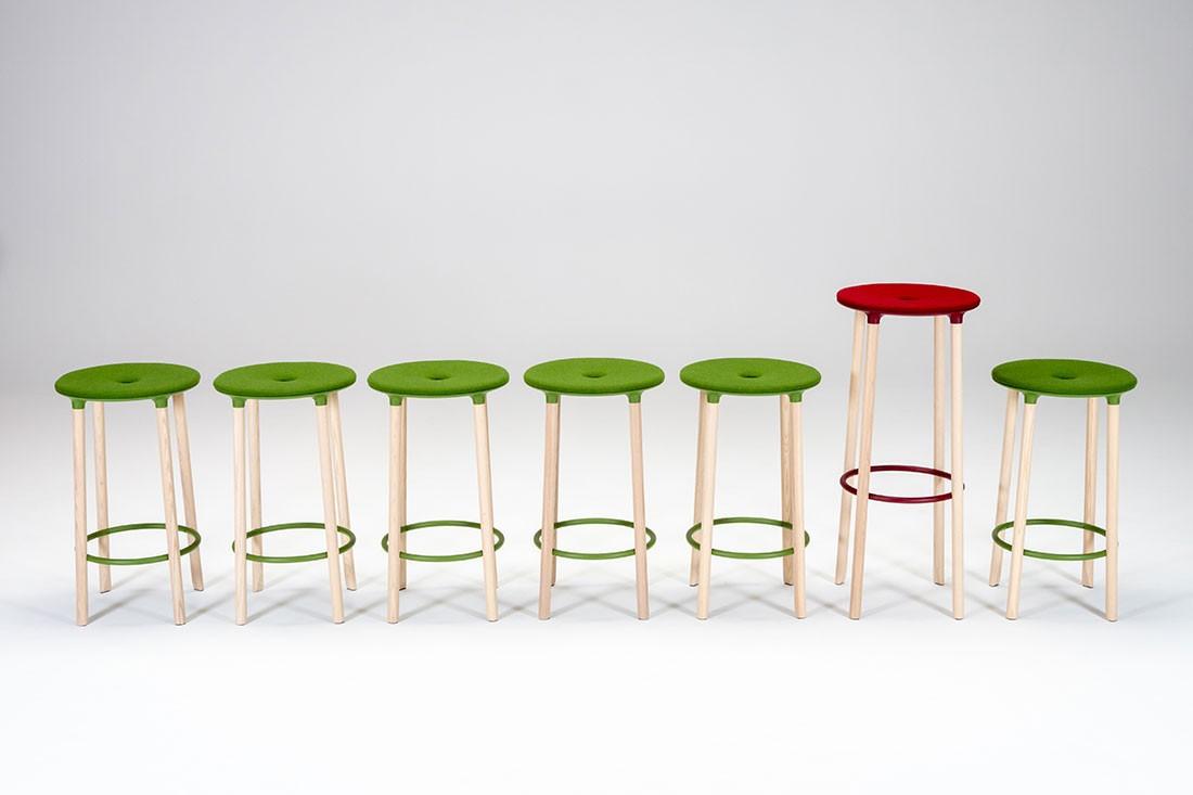 Move On bar stools