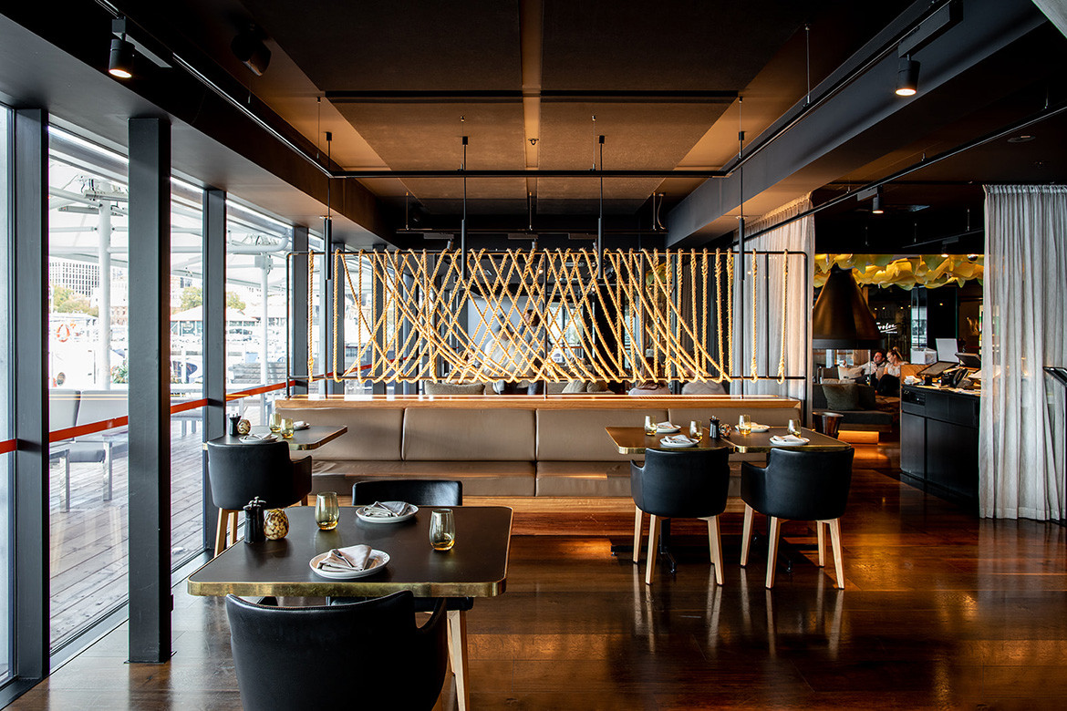 Expert acoustics advice for fine tuning the dining experience