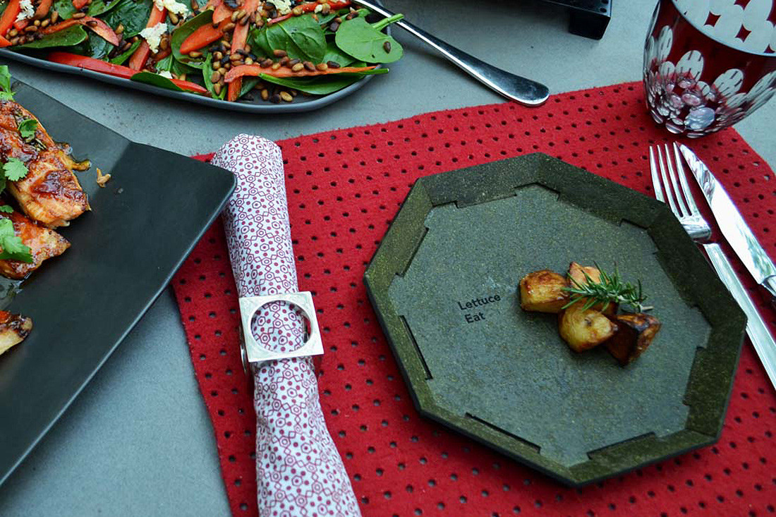 5 minutes with Maddison Ryder, designer of Lettuce Eat