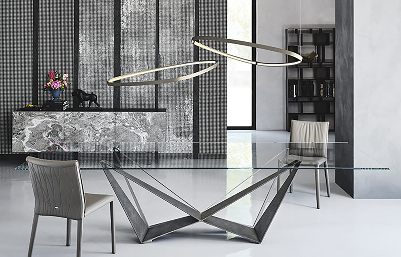 Magellano Lamp Table