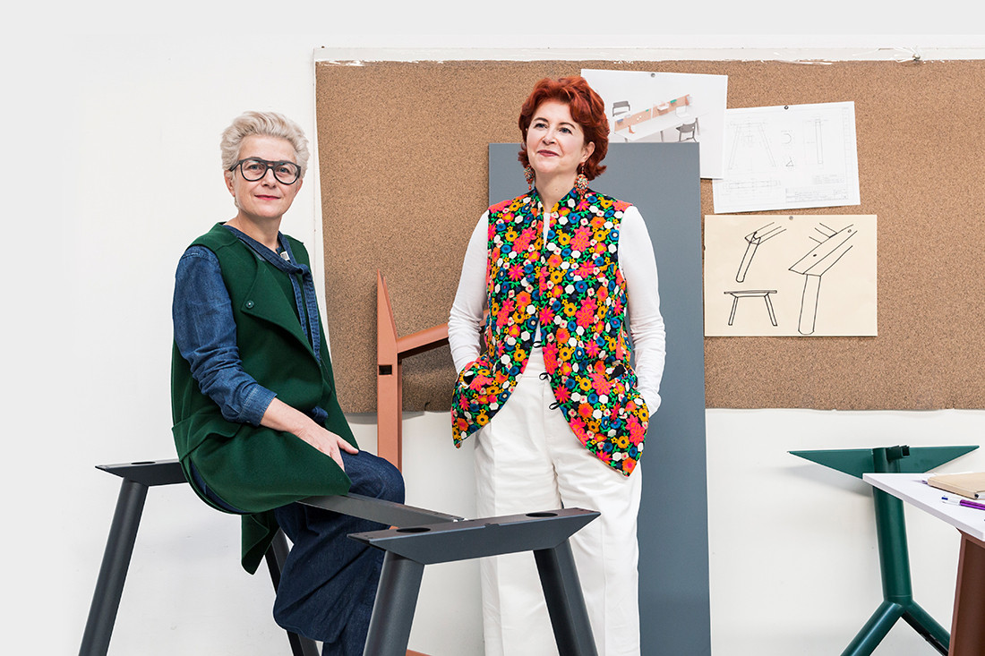 How the Manerba sisters make the workplace go 'round