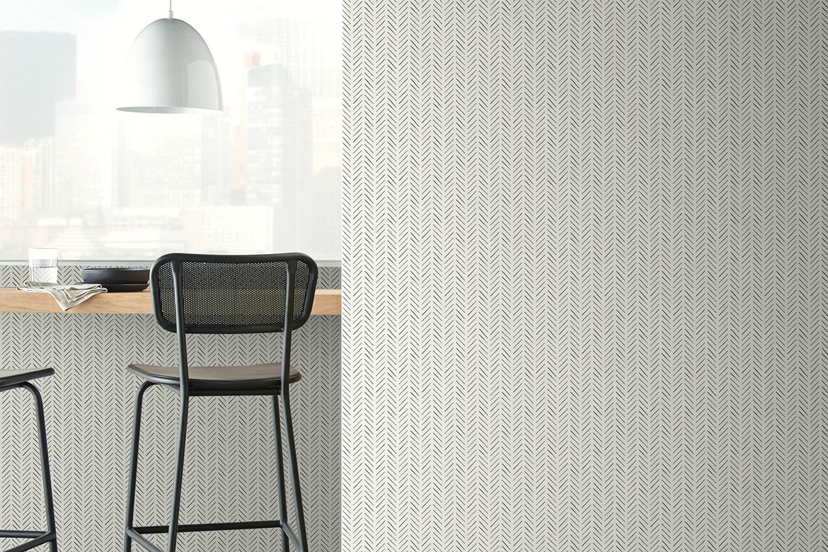 Momentum by Materialised: A design force in unique wall coverings